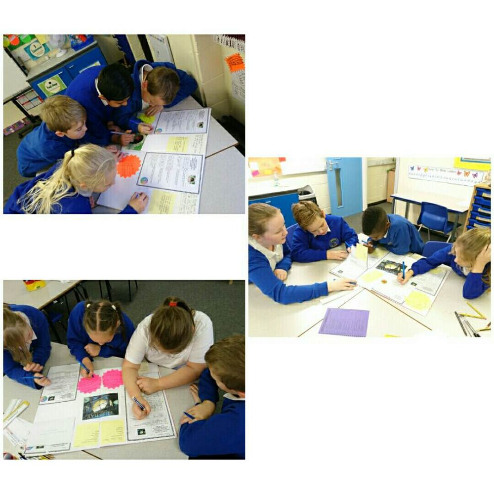 Y6 Picture Books